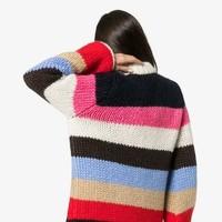 GANNI Julliard 条纹针织毛衣