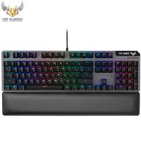 ASUS 华硕 TUF GAMING 电竞特工 K7 RGB机械键盘 光轴