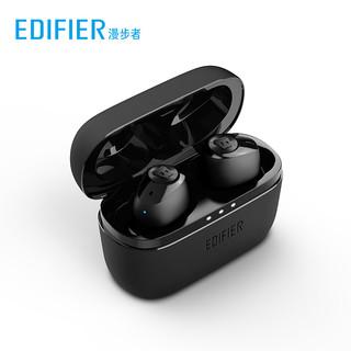 新品发售 : EDIFIER 漫步者 W3 真无线蓝牙耳机 危险人物联名款