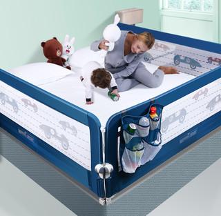 果一宝贝 婴儿床护栏 1.8米