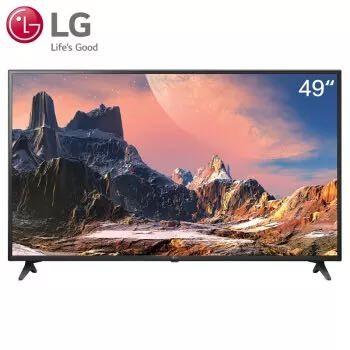 LG 49UK6200PCA 49英寸 4K 液晶电视