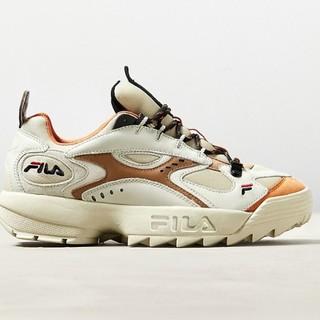 FILA Boveasorus X Disruptor 男士时尚老爹鞋