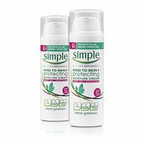 中亚prime会员 : Simple Kind to Skin 保护保湿霜 50g*2件