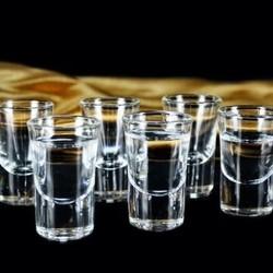SURANER 白酒杯 子弹杯 6个装