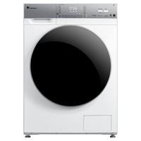 LittleSwan 小天鹅 纳米银离子系列 TD100V62WIAD5 洗烘一体机 10kg 白色