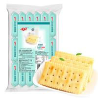 Aji 苏打饼干 (472.5g、奶盐味、袋装)
