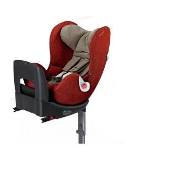 京东PLUS会员 : cybex 赛百适 sirona plus 汽车儿童安全座椅 0-4岁