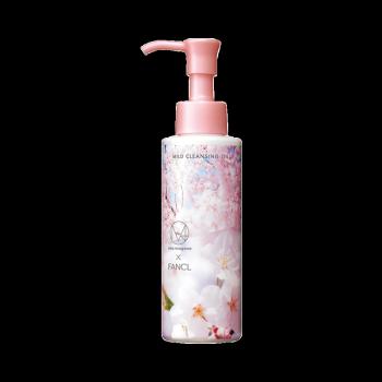 FANCL芳珂 温和纳米卸妆油 ( 120ml、 20周年樱花限定版)