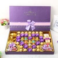 DUVYA 多唯呀 至紫不瑜 巧克力糖果礼盒
