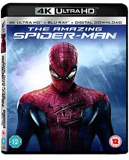 The Amazing Spider-Man 4K UHD 4K UHD 2017