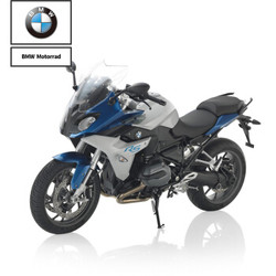宝马(BMW)R 1200 RS 旅行摩托车 风冷/水冷四冲程水平对卧双缸发动机 卢平蓝
