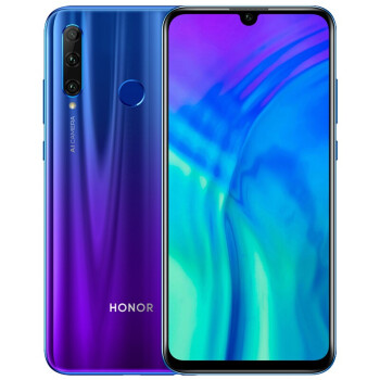 HUAWEI 华为 HRY-AL00Ta 手机 渐变蓝 (4GB、128GB、全网通)