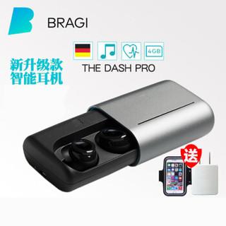 Bragi The Dash Pro 入耳式无线智能游泳防水运动蓝牙耳机