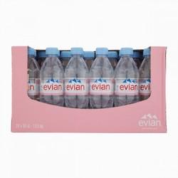 Evian 依云 天然矿泉水 500ml*24瓶 *2件