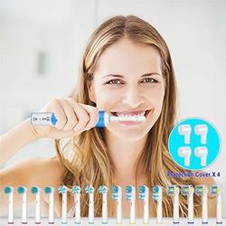 Oral-B 欧乐-B 16 支装 替换刷头 *16件