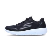 SKECHERS 斯凯奇 GO TRAIN CITY 14835 女士训练鞋 (黑/白、38)