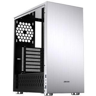 JONSBO 乔思伯 C5 银色 ATX机箱