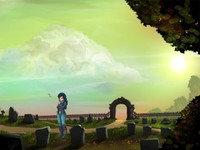 《Kathy Rain》PC像素冒险游戏
