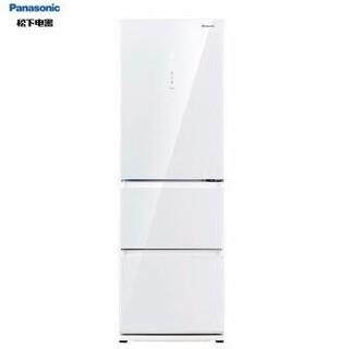 历史低价 : Panasonic 松下 NR-EC35AG0-W 多门冰箱 360L