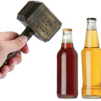 趣味开啤酒 莱珍斯 雷神之锤 开瓶器