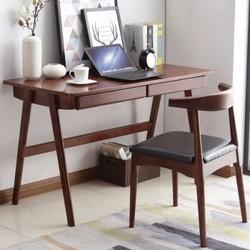 唐弓 实木书桌 标准款 1米