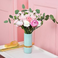 REFLOWER 花点时间 母亲节限定款「欢欢喜喜」粉色花束