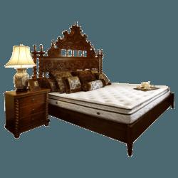 AIRLAND 雅兰 宫殿 YLImperial 双人弹簧乳胶床垫 1.5米/1.8米