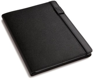 Amazon 亚马逊 A01100-Blk Kindle DX Leather Cover, Black (Fits 9.7