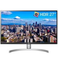 LG 27UL600 27英寸 IPS显示器(4K、HDR400、FreeSync)