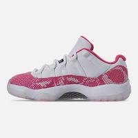 AIR JORDAN RETRO 11 LOW 女士篮球鞋