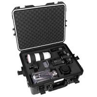 EIRMAI 锐玛 R200 数码单反相机安全箱多功能收纳箱 黑色