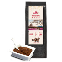 铭氏Mings 炭烧风味咖啡粉500g 阿拉比卡咖啡豆研磨 法式烘焙 非速溶 *4件