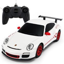 RASTAR 星辉 1:24 保时捷 911 GT3 RS遥控汽车模型 39900 白色 *2件