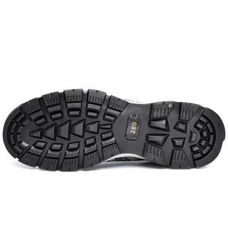 JINHOU 金猴 男士 07a作训鞋 迷彩布 解放鞋 SQ35088G 迷彩绿、42