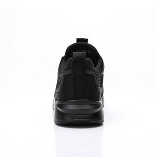 CAMEL 骆驼(中国)户外用品有限公司 男 运动休闲 布 车缝线 运动鞋 W832336570 黑色、39/245码