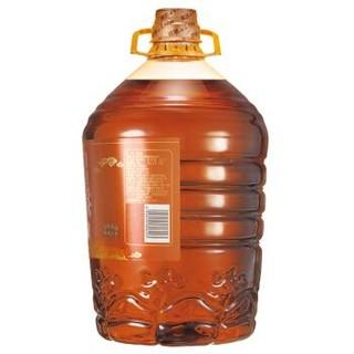 鲤鱼牌  四川菜籽油 非转基因压榨 川香小榨风味菜籽油5L