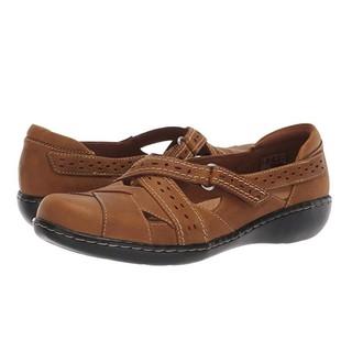 Clarks 其乐 Ashland Spin 女士一脚蹬乐福鞋