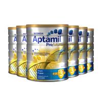 Aptamil 澳洲爱他美 白金版 婴幼儿奶粉 3段 12-24个月 900g*6罐