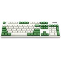 FILCO 斐尔可 「104双模圣手二代」蓝牙无线机械键盘 (茶轴、奶白色、USB、104M)