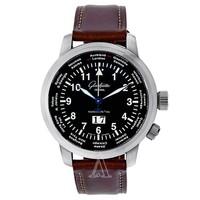 值友专享、银联专享 : Glashütte 格拉苏蒂 参议员系列 39-47-07-07-04 男士机械腕表