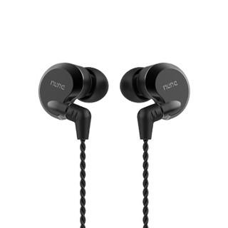 DUNU 达音科 隼 Falcon-C 碳纳米管振膜 入耳式耳机 (黑色、动圈、入耳式)