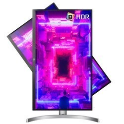 LG 乐金 27UL850 27英寸IPS显示器(4K HDR400 sRGB 99% Type-C)
