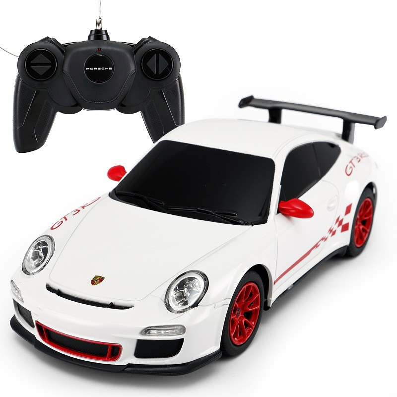 RASTAR 星辉 1:24 保时捷 911 GT3 RS遥控汽车模型 39900 白色