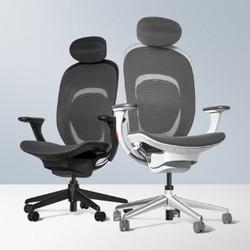 YMI 悦米 人体工学椅 黑色款