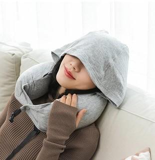 YANXUAN 网易严选  天然乳胶连帽U形枕