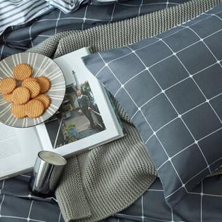 Nan ji ren 南极人 床品套件四件套 雅格 200*230cm (床单式、40支、1.5m双人床、4)