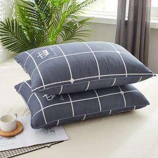 Bejirog 北极绒 羽丝绒枕头 (43*70cm、单人、纤维枕)
