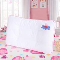 Dohia 多喜爱 儿童枕头 (小猪佩奇、单人、50*30cm、单支装、纤维枕)