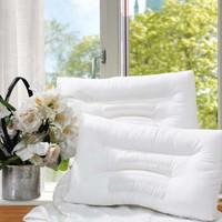 BRAVO 馨而乐 823000159 花草枕 (白色、单人、74*48cm、一只装)