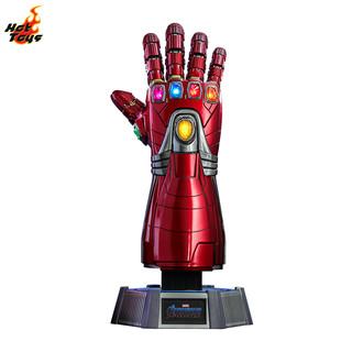 新品发售 : Hot Toys 复仇者联盟4:终局之战 纳米手套 1:1比例 珍藏品
